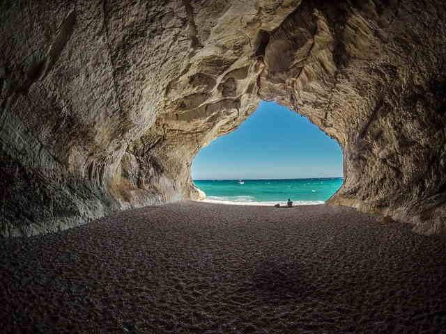 Cala Gonone in Sardegna